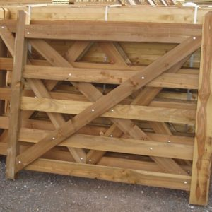Heavy Duty Field Gates
