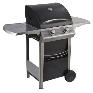 The Montreal gas Barbecue from Rowlinsons Garden Products