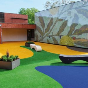 Living Colours artificial grass