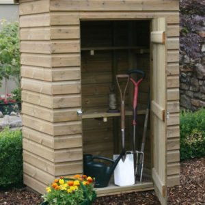 Storage Shed from Hutton Garden Products