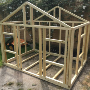 47mm x 50mm Timber Framing