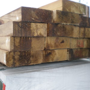 75mm regularised timber