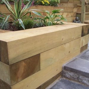 New Softwood Sleepers