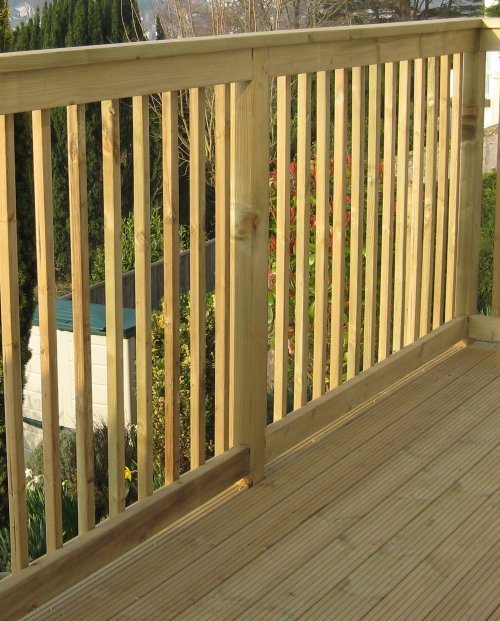 Spindle Lengths | 38mm Spindles and Decking Balustrading | Devon