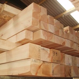 Planed Prepared Timber