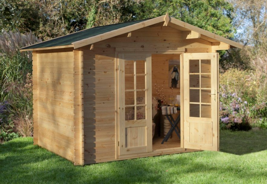 Bradnor 2 2m Log Cabins Garden Cabins For Sale Uk