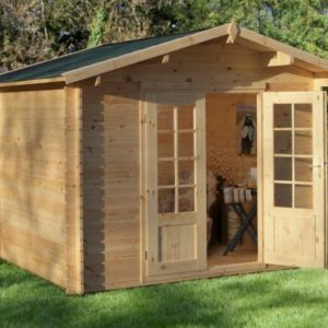 Forest Bradnor 3.0m Log Cabin