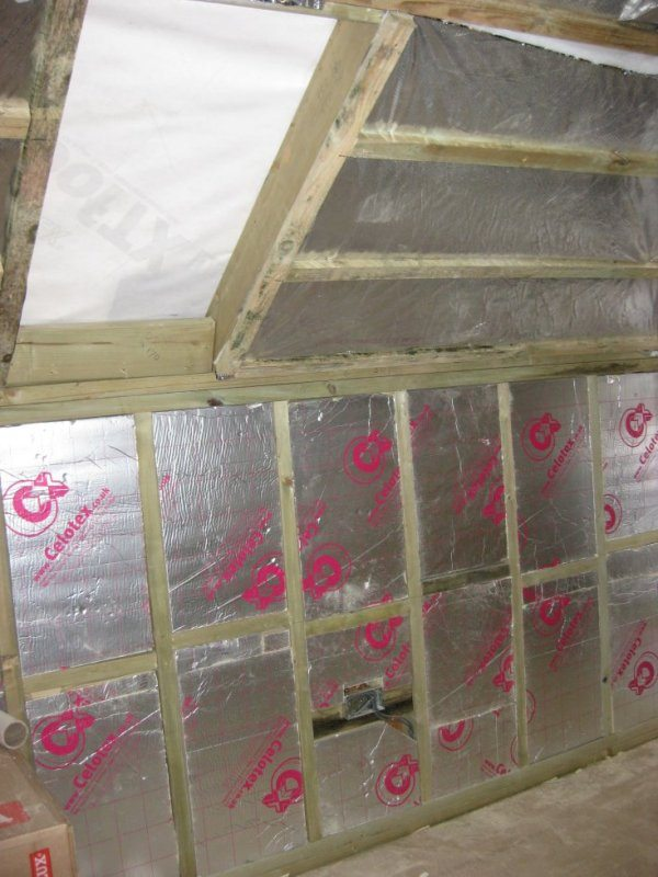 Celotex Pir Rigid Insulation Floor And Wall Insulation