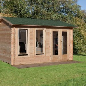 Forest Chiltern Log Cabin