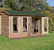Log Cabin Range Online Shop