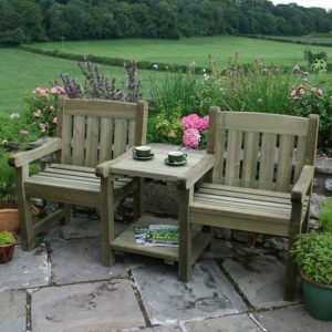 Cotswold companion seat