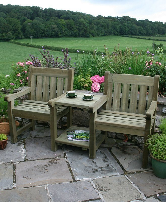 Tremendous Cotswold Companion Seat Huttons Garden Furniture Devon Ncnpc Chair Design For Home Ncnpcorg