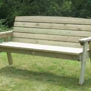 Dean Three Seater Bench