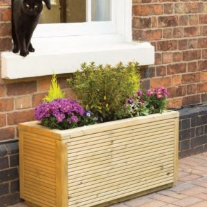 Ellesmere Rectangular Planter