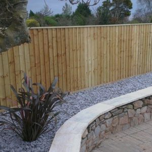 Featheredge Capping