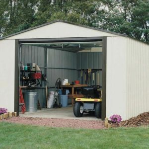 Murryhill Metal Garage 12 x 10