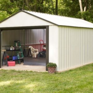 Murryhill Metal Garage 12 x 24