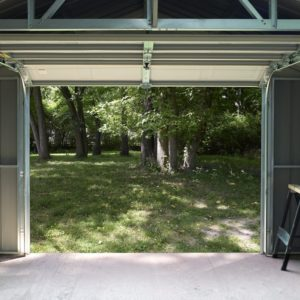 Murryhill Metal Garage 12 x 31