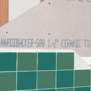 Hardie Backer Wall 12mm