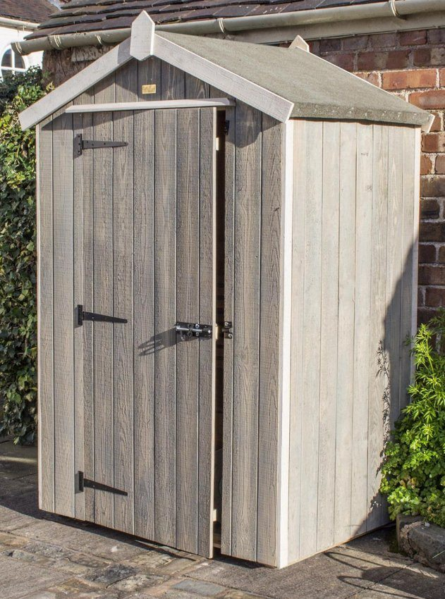 Contemporary Garden Shed Heritage Apex 4 X 3 Shed Free