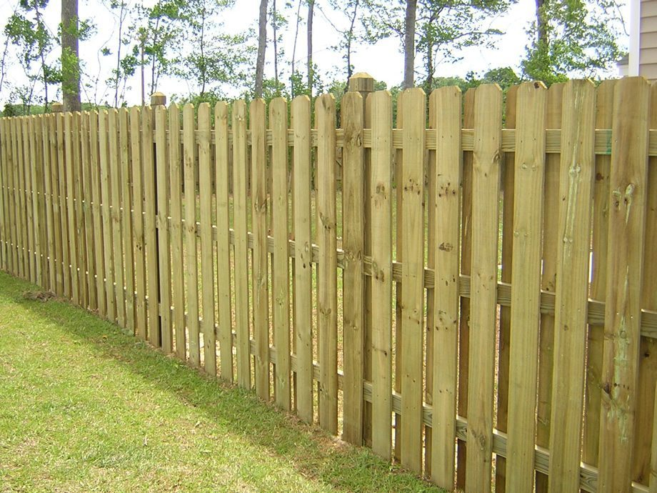 How To Build A  Board Fence