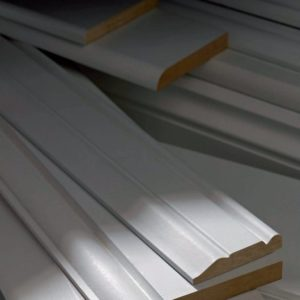 MDF Skirting and Architrave