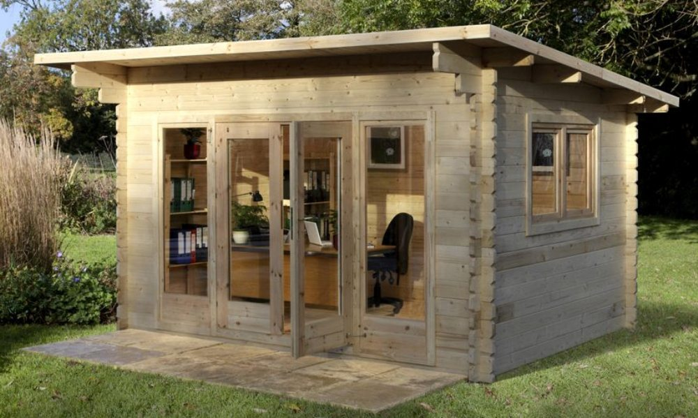 Contemporary Cabin Forest Garden Melbury Cabin Free Uk