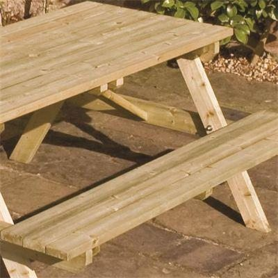 Rowlinsons 4' Picnic Bench