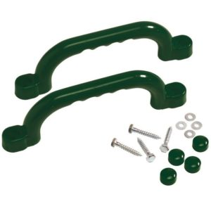 KBT Plastic Handgrip Set Pack of two Green
