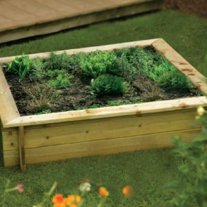 Raised bed/Sandpit