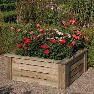 Raised Planter 3 x 3