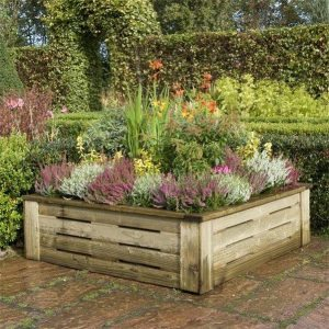 Raised Planter 4 x 4