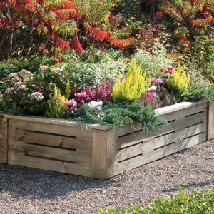 Raised Planter 6 x 3