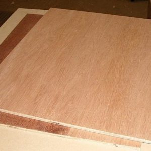 Red Faced Hardwood Ply