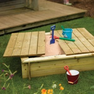 Sandpit/Raised bed