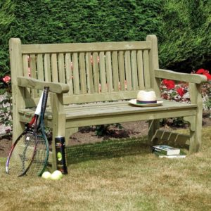 Softwood Bench seats 3