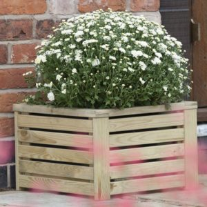Square Planter 450 x 450 Garden Creations