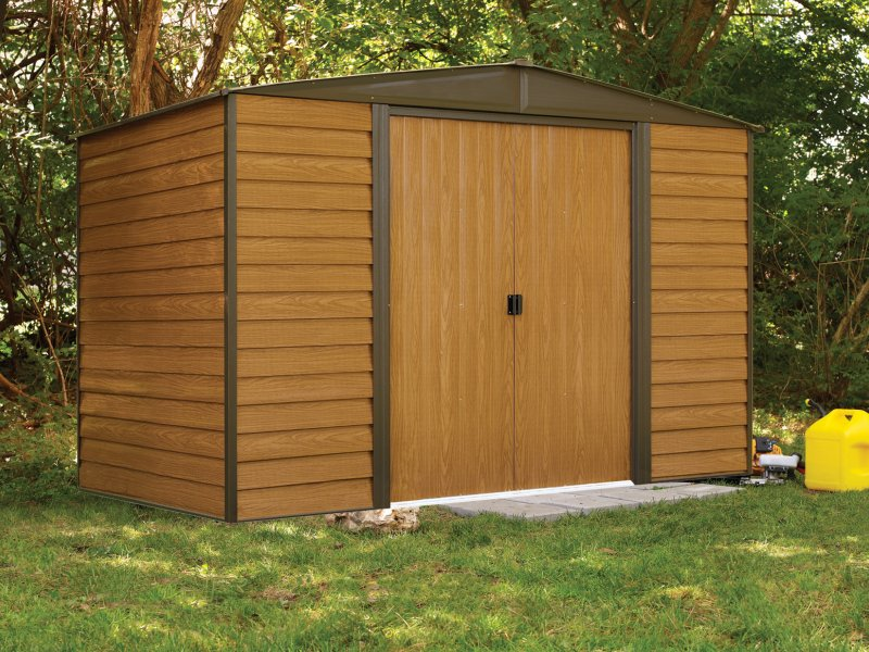 Large Metal Garden Sheds Metal Shed Free Uk Mainland
