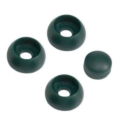 KBT Bolt Cover Dark Green price per 100