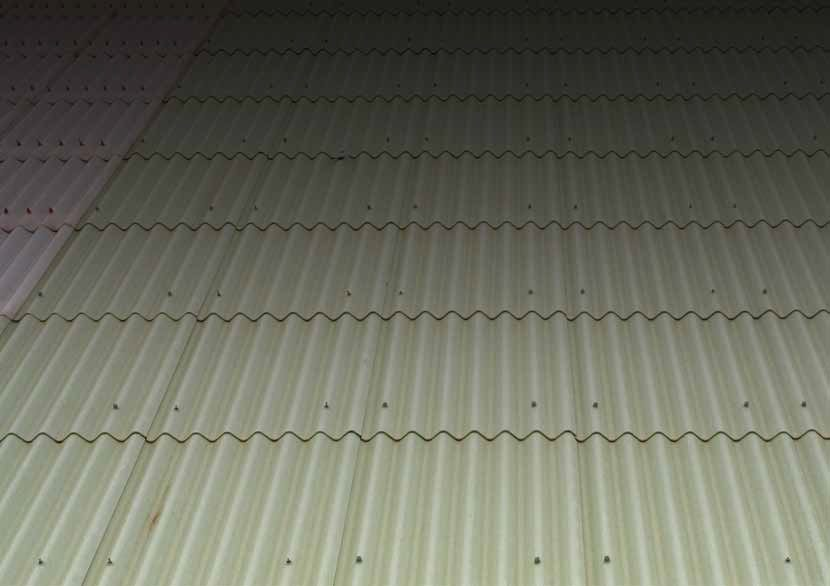 Profile 6 Fibre Cement Roofing Profiled Roof Sheet