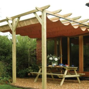 Sienna Timber Canopy