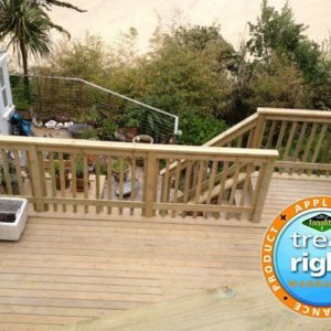 Smooth Decking 100mm