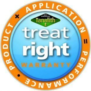 Treatright 15 years Manufacturers Warranty