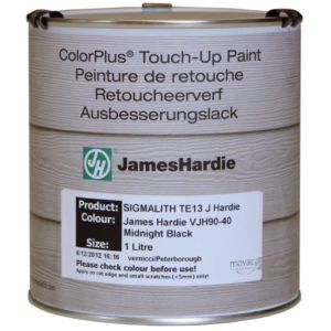 JamesHardie ColourPlus touch up paints
