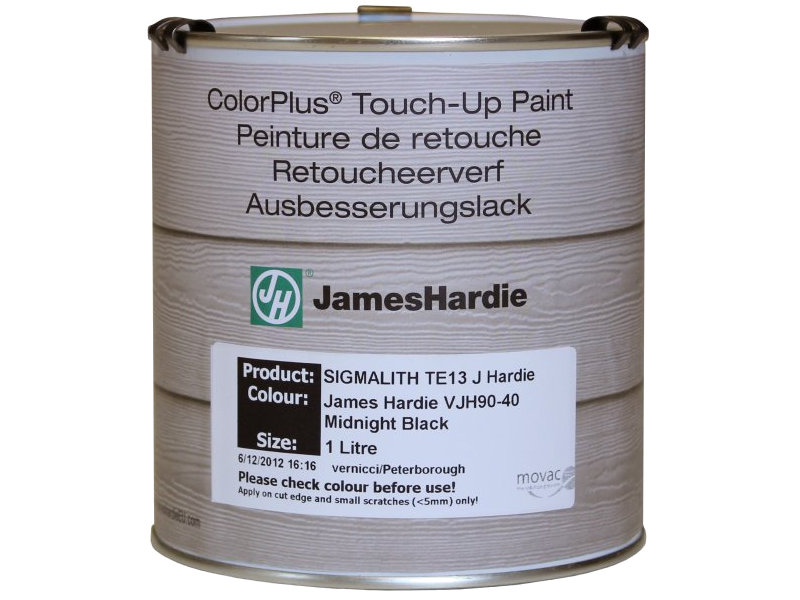 Touch Up Paint >> Jameshardie Touch Up Paint
