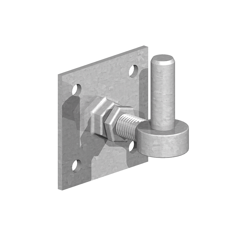 Adjustable Hook with Plate