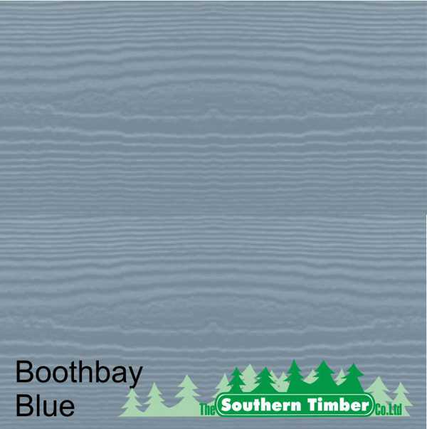 Hardieplank Boothbay Blue Jameshardie Cladding South West