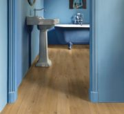 Q-Step Laminate Floor