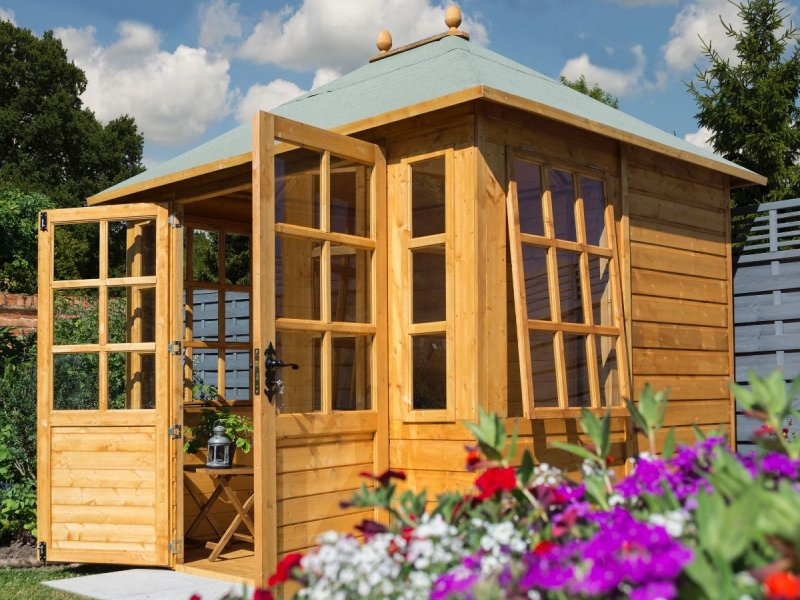 Summerhouses Online Shop