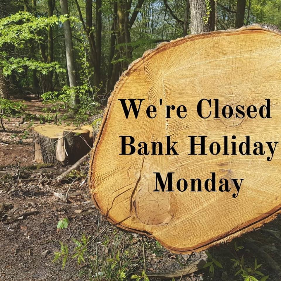 August Bank Holiday Hours